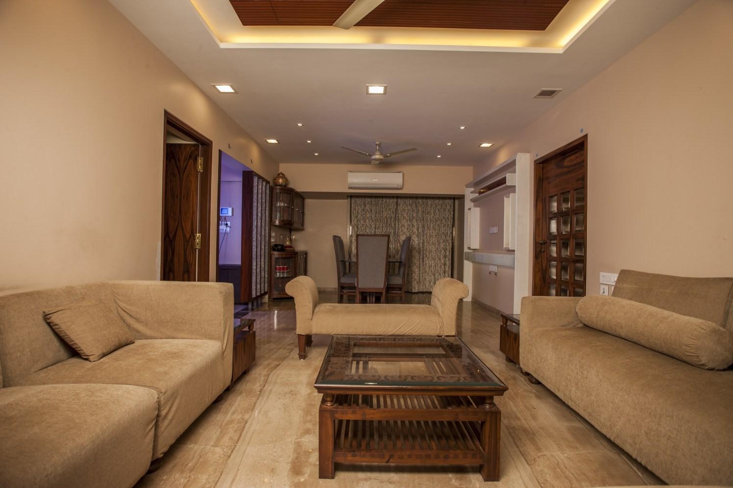 Lavish Affair by Plus One Interiors Living-room Contemporary | Interior Design Photos & Ideas