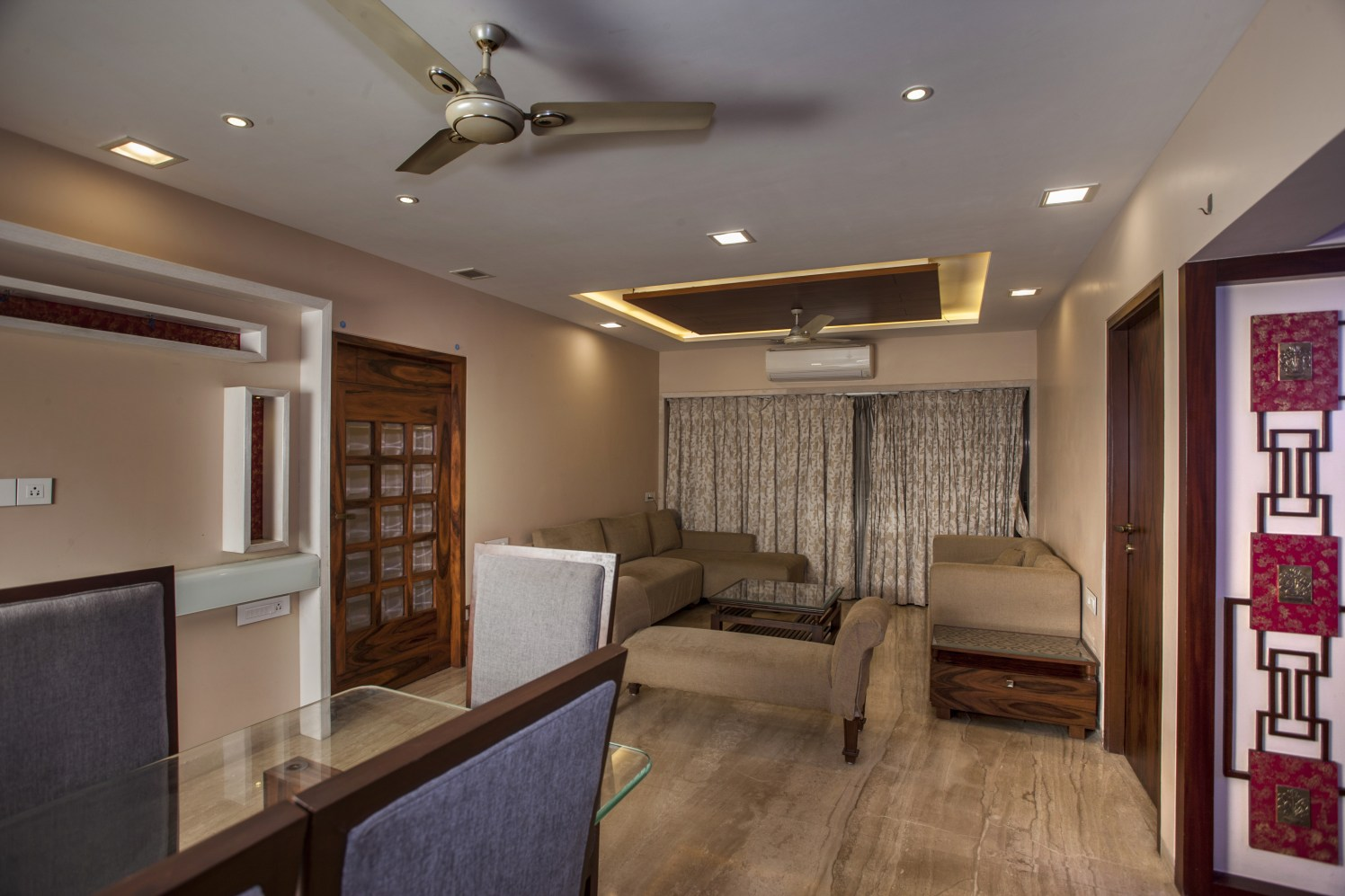 Coffee Retreat by Plus One Interiors Living-room Contemporary   Interior Design Photos & Ideas