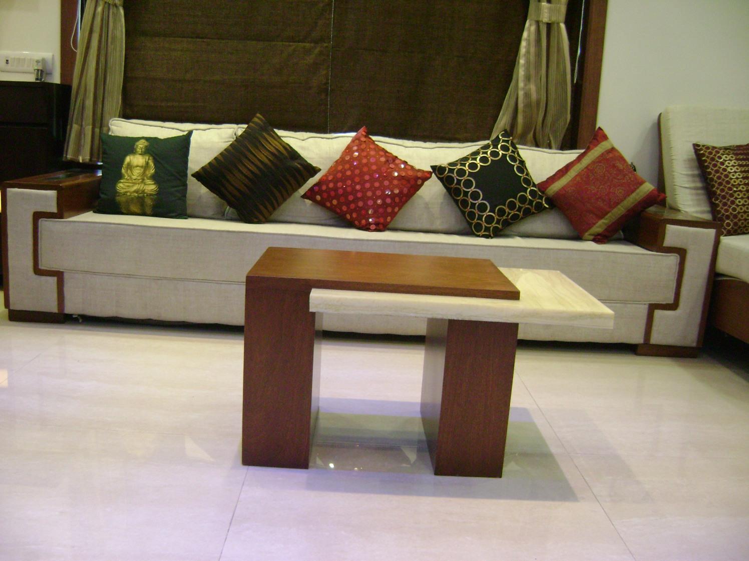 Shades of Brown & White by Plus One Interiors Modern   Interior Design Photos & Ideas