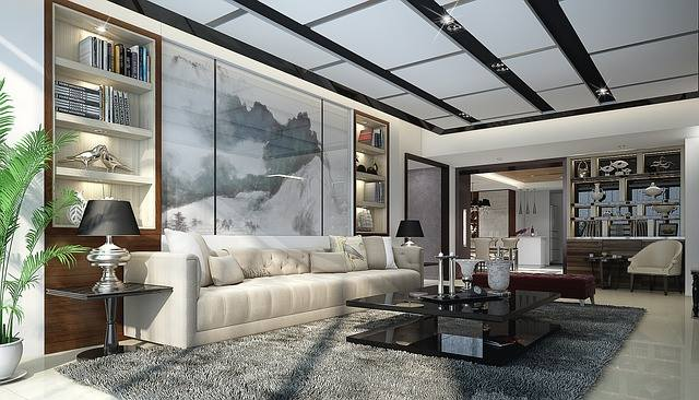 The Snowy Gateway by Shruti Sodhi Living-room Contemporary | Interior Design Photos & Ideas