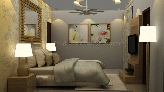 The Buttery Chocolate by Shruti Sodhi Bedroom Contemporary | Interior Design Photos & Ideas