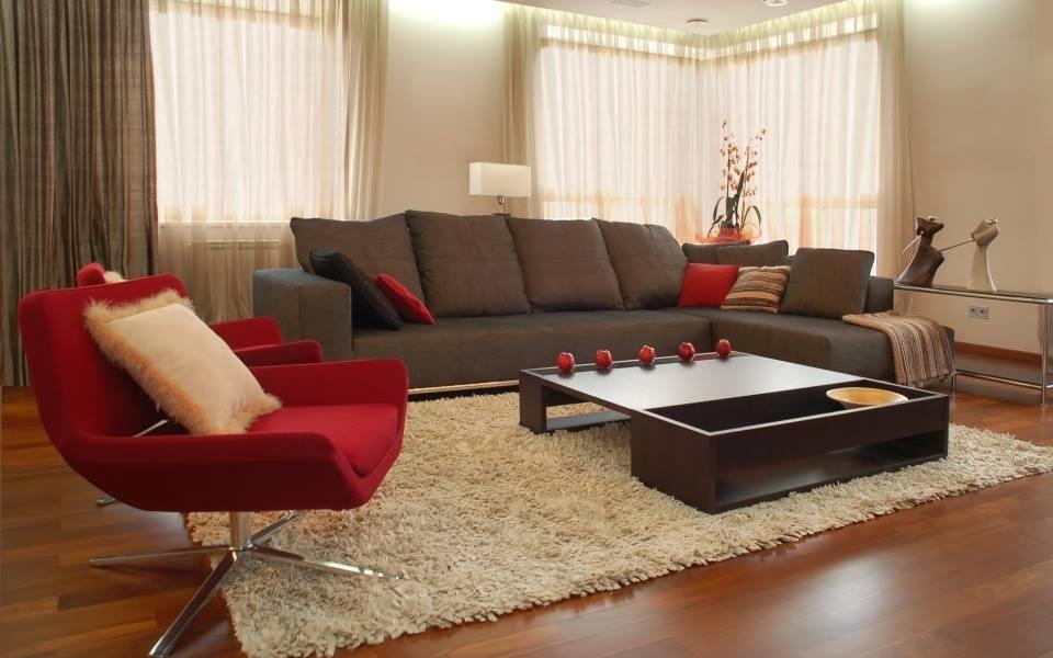 The Velvet Wood by Shruti Sodhi Living-room Contemporary | Interior Design Photos & Ideas