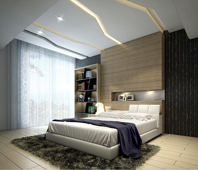 Sunshine Affair by Shruti Sodhi Bedroom Modern | Interior Design Photos & Ideas
