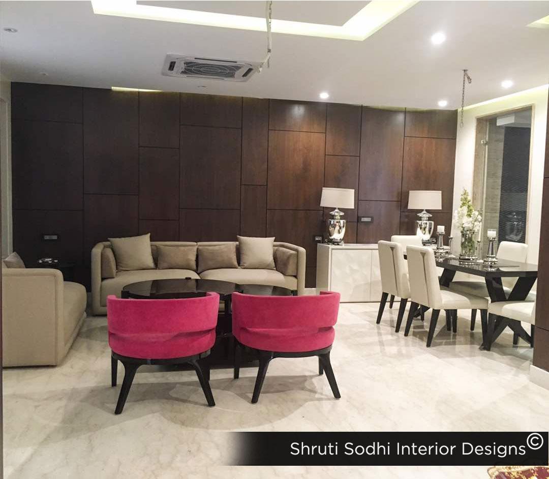 The Limpid Living by Shruti Sodhi Living-room Contemporary | Interior Design Photos & Ideas