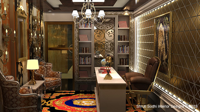Entangled Luxury by Shruti Sodhi Indoor-spaces Vintage | Interior Design Photos & Ideas