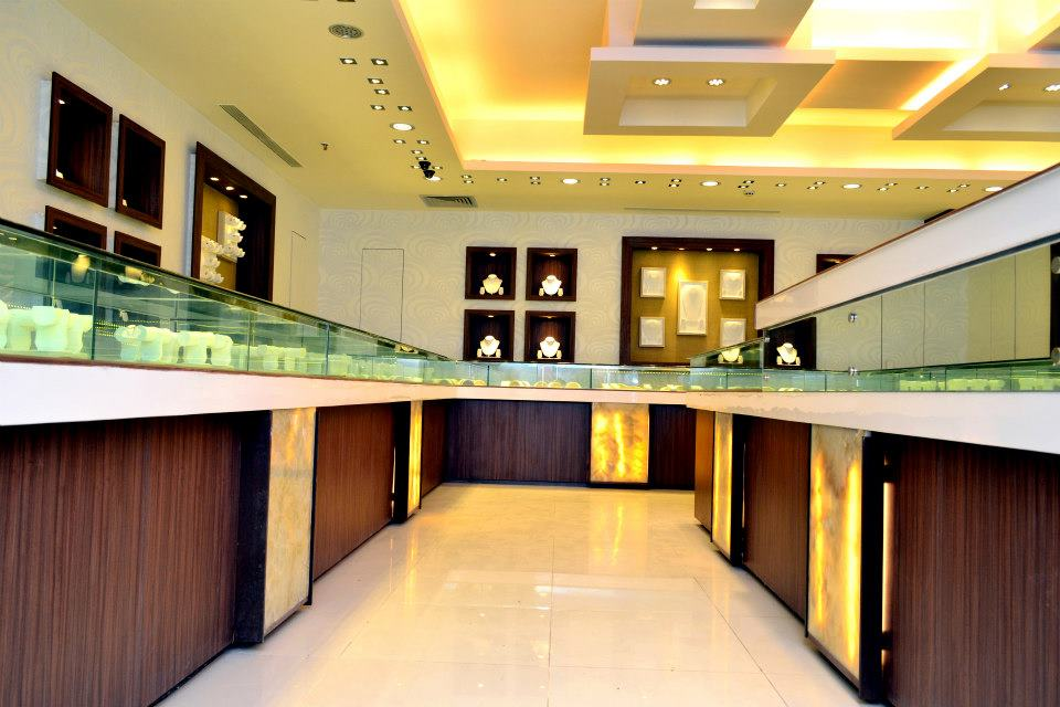 Jewellery Shop by Rajesh Basu Majumdar Minimalistic | Interior Design Photos & Ideas