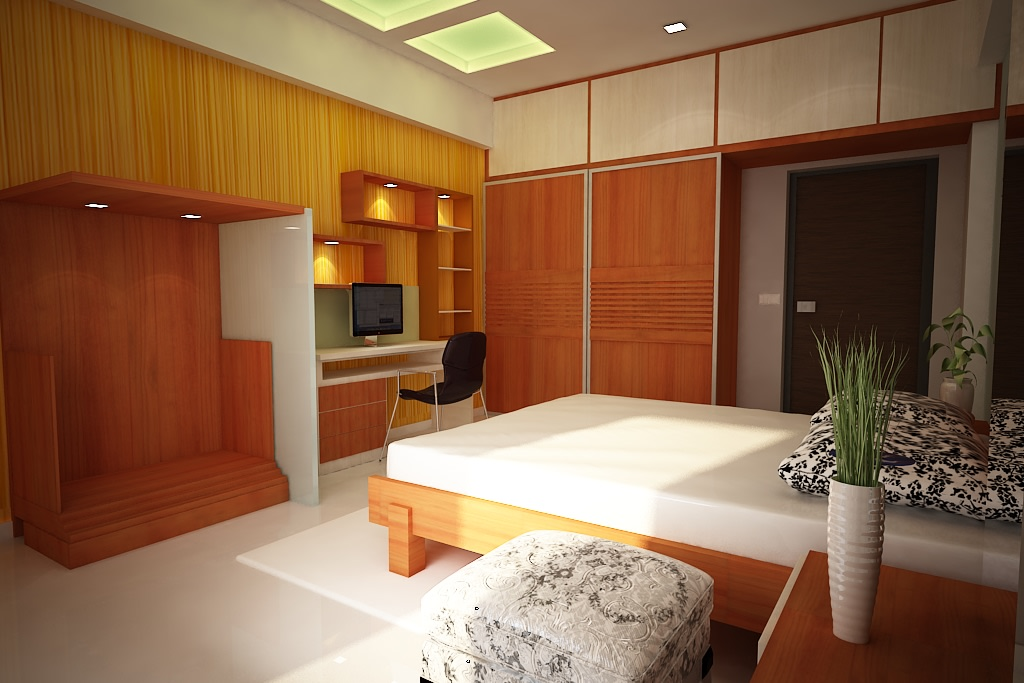 Modern Bedroom by Sapna bhatti Modern   Interior Design Photos & Ideas
