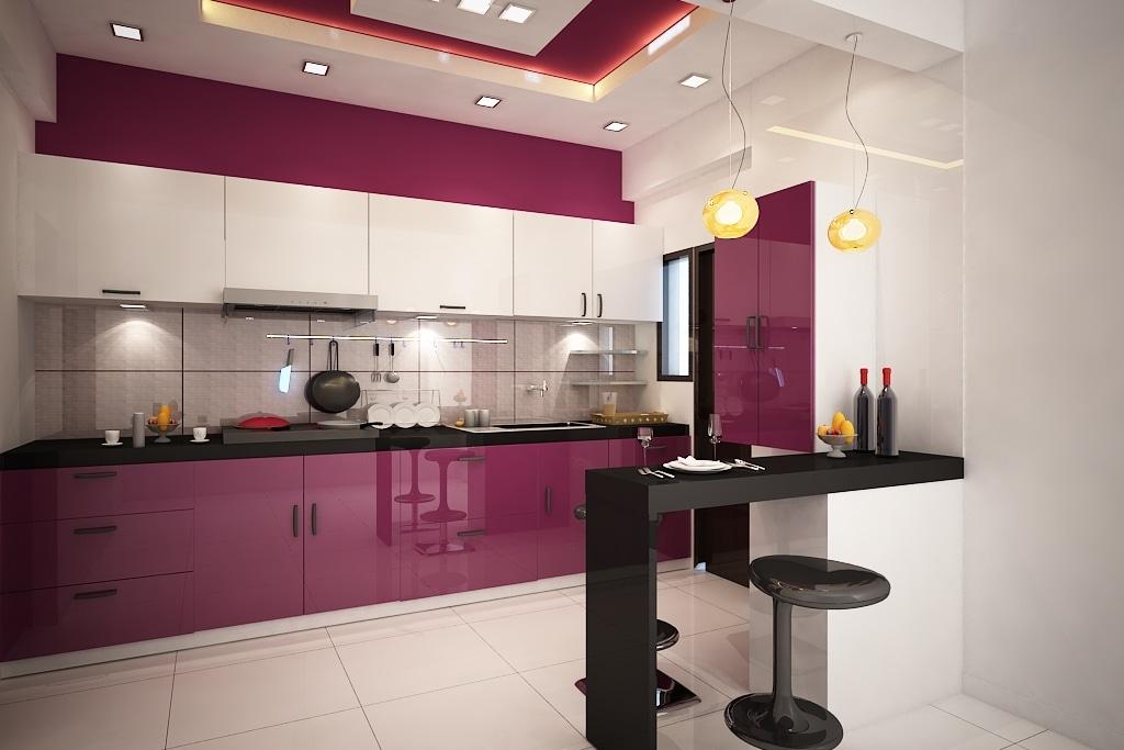 Beautiful Kitchen Space by Sapna bhatti Modern | Interior Design Photos & Ideas