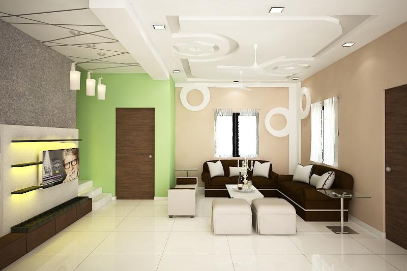 Astounding Living Space by Sapna bhatti Contemporary | Interior Design Photos & Ideas