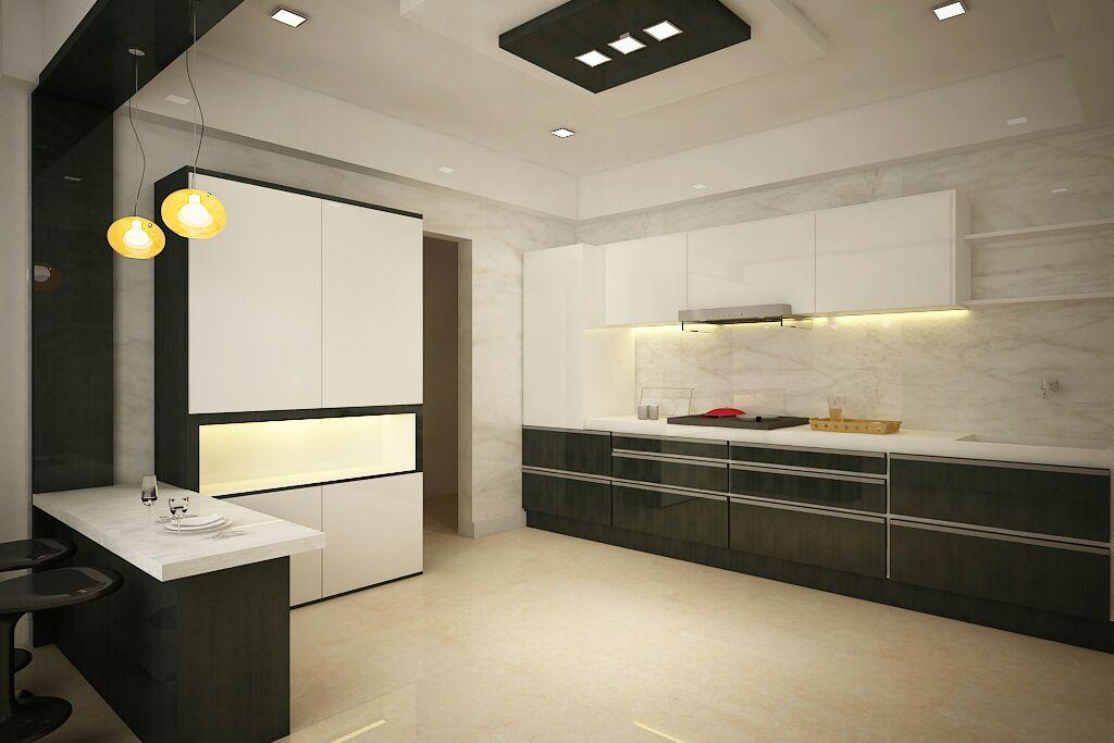 Kitchen Kingdom by Sapna bhatti Modern | Interior Design Photos & Ideas