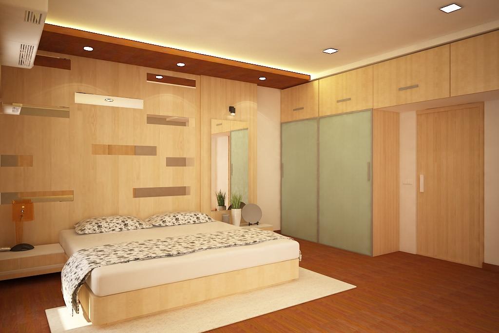 Awesome Bedroom by Sapna bhatti Contemporary | Interior Design Photos & Ideas
