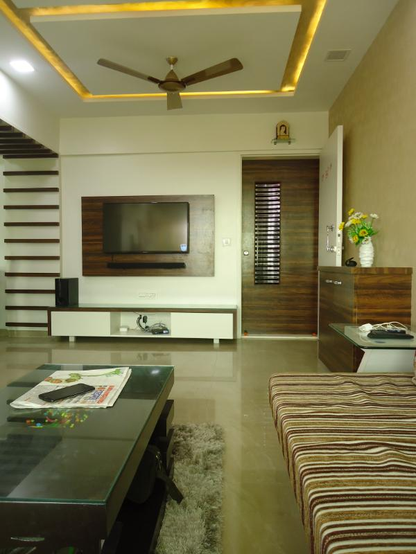 modular living room by Prakash Parmar Contemporary | Interior Design Photos & Ideas