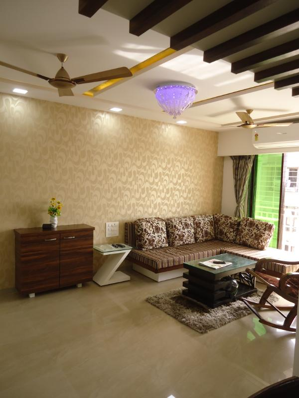 modular living room by Prakash Parmar