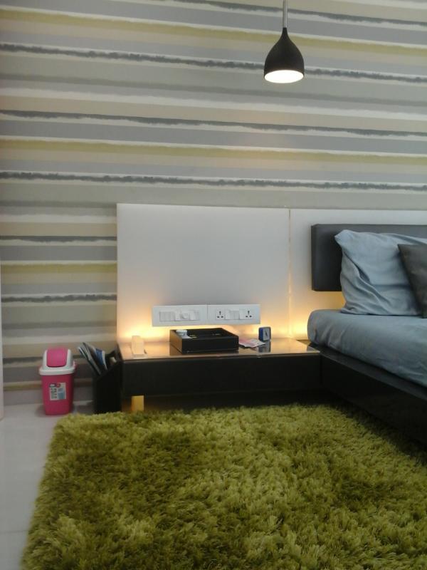modular bedroom by Prakash Parmar Modern | Interior Design Photos & Ideas