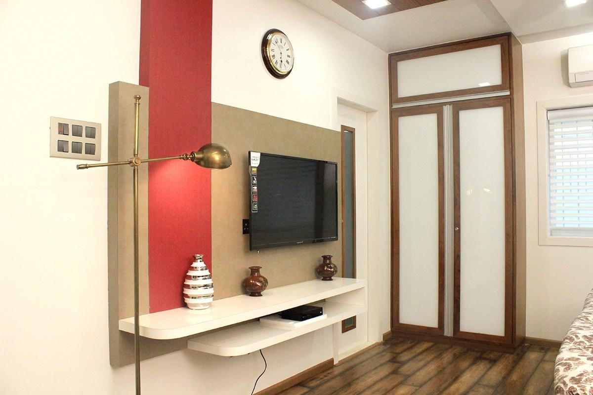 Bedroom by Poorva Palav Bedroom | Interior Design Photos & Ideas