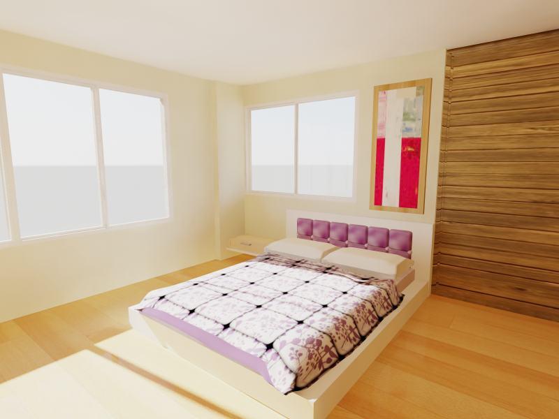 Bedroom by Poorva Palav Bedroom Contemporary | Interior Design Photos & Ideas