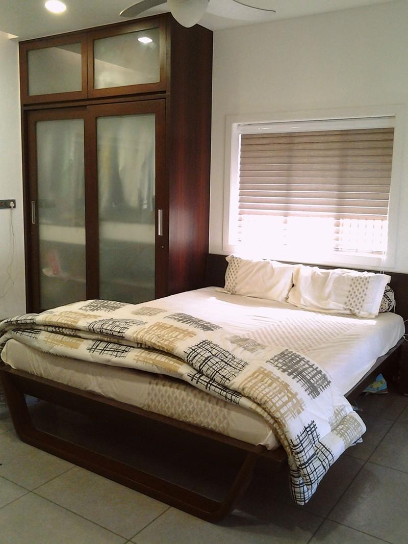 Bedroom by Poorva Palav Bedroom Modern | Interior Design Photos & Ideas