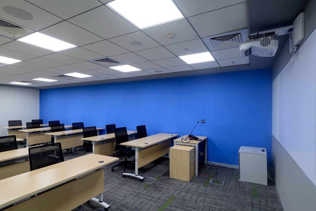 Study Room by Zakir Hussain