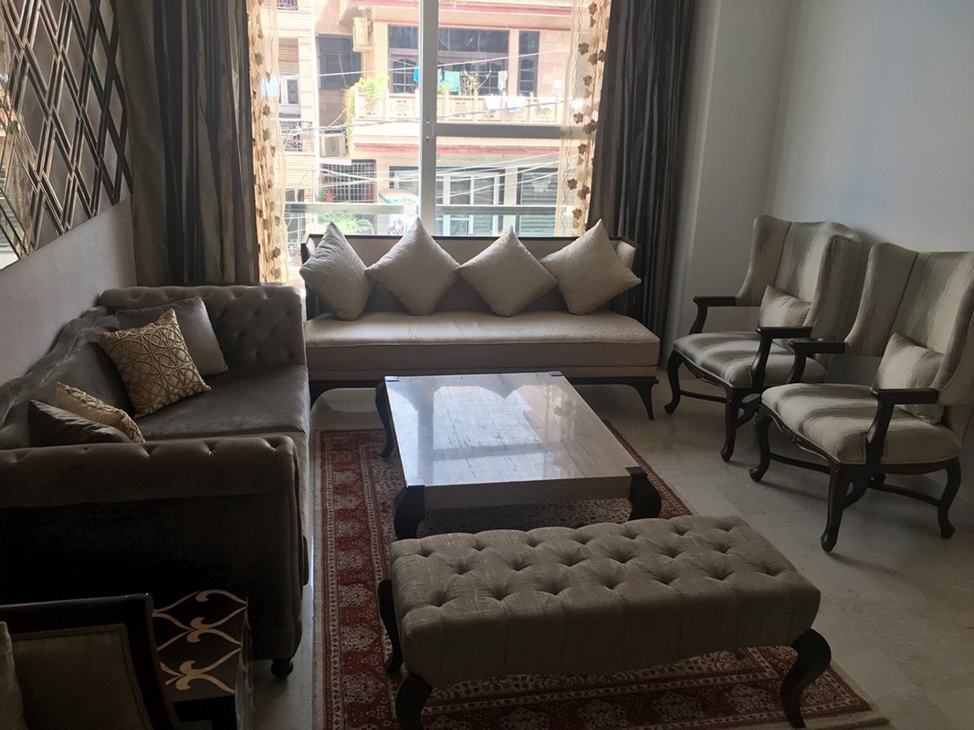 Contemporary Living Area by Zakir Hussain Contemporary | Interior Design Photos & Ideas
