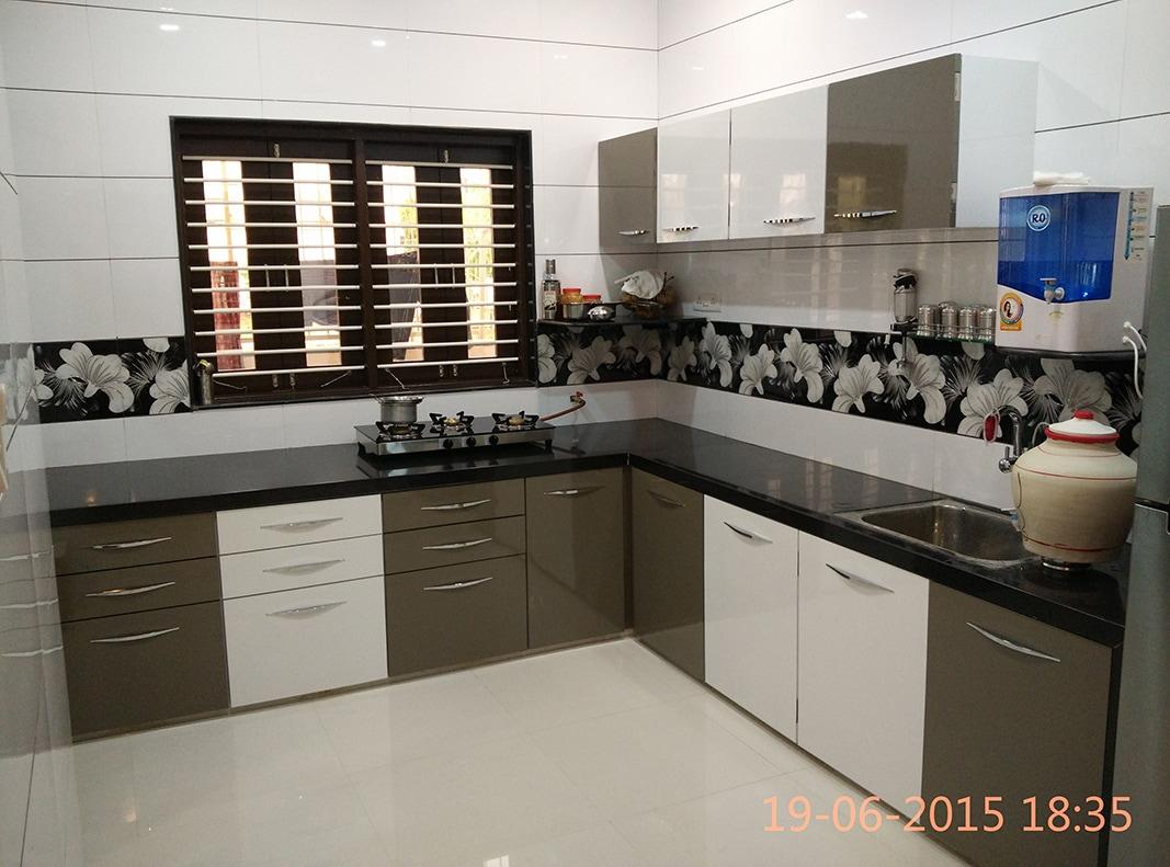 Modular Kitchen by Jigar Patel Modular-kitchen | Interior Design Photos & Ideas