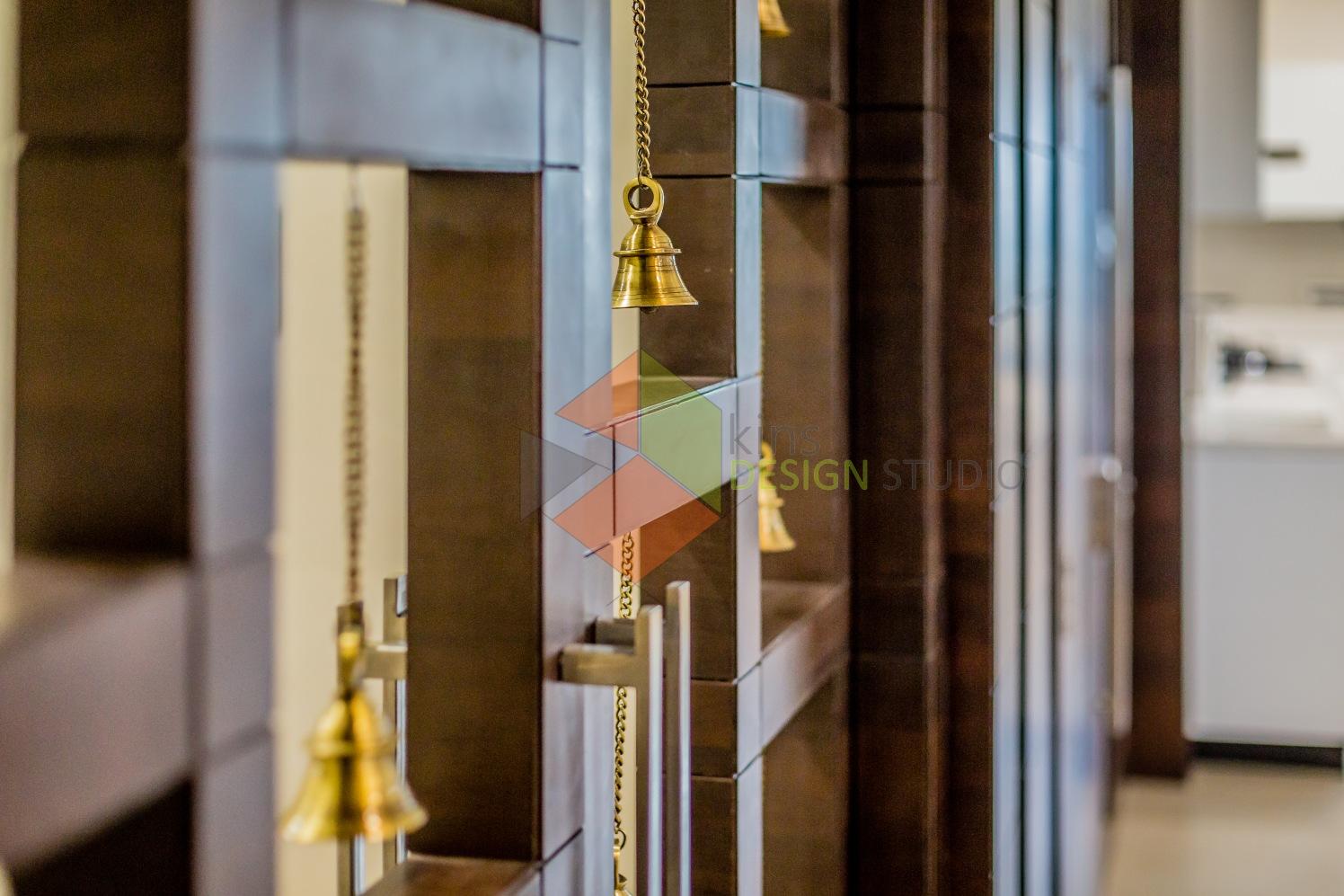 Jingle Bells by Kinnera Naresh Indoor-spaces Modern   Interior Design Photos & Ideas