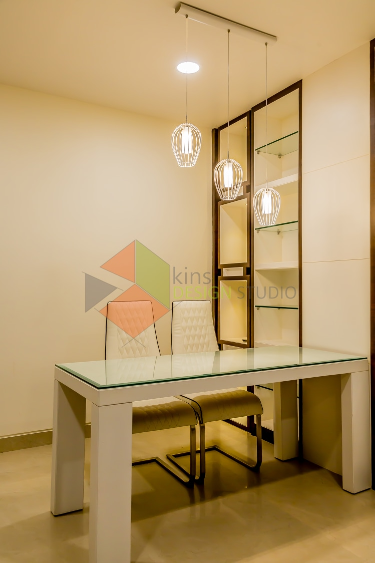 Study and Learn by Kinnera Naresh Indoor-spaces Modern | Interior Design Photos & Ideas
