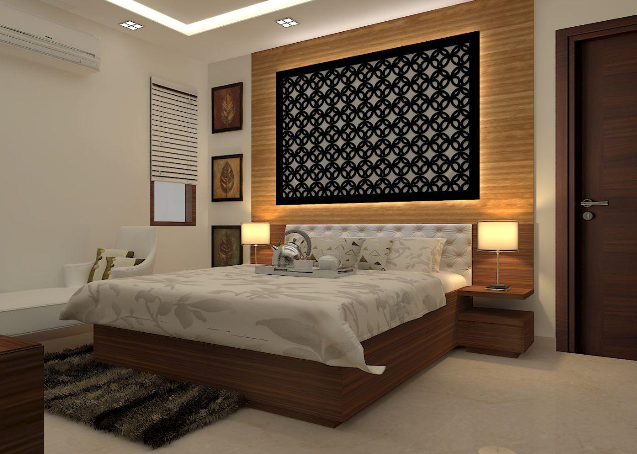 Majestic Bedroom by Gunmant Singh Contemporary | Interior Design Photos & Ideas