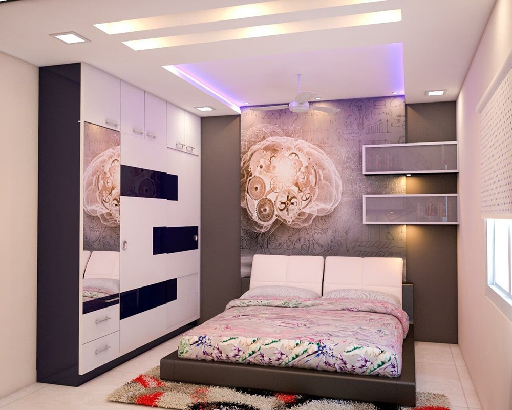 Purple Elegance by Home Designs And Interiors Modern   Interior Design Photos & Ideas