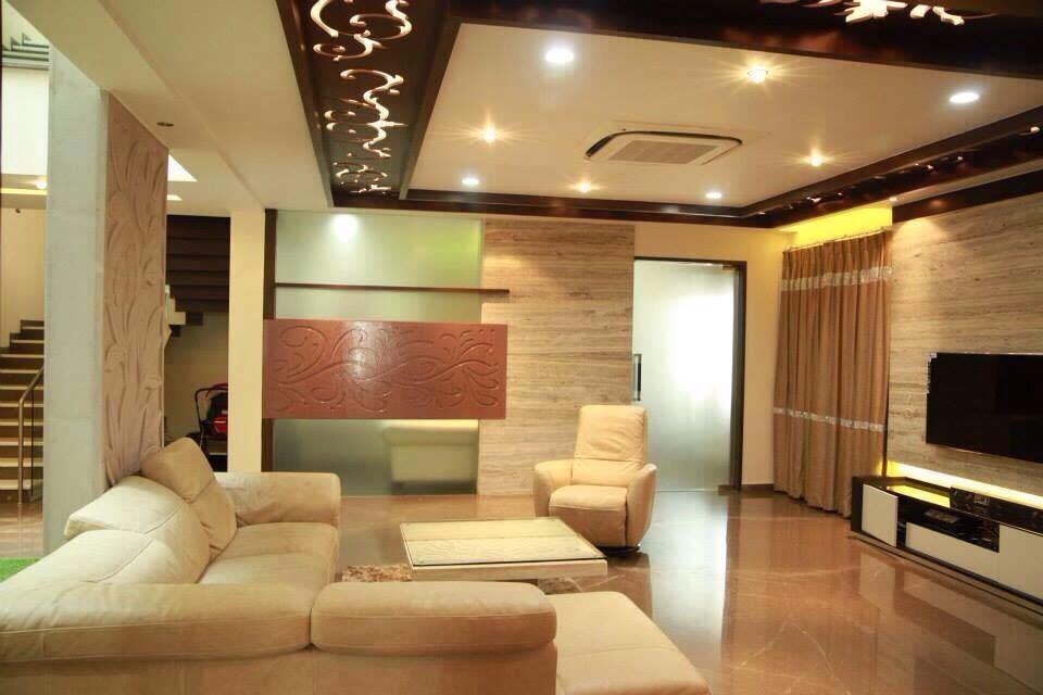 Golden Lair by Home Designs And Interiors Modern   Interior Design Photos & Ideas