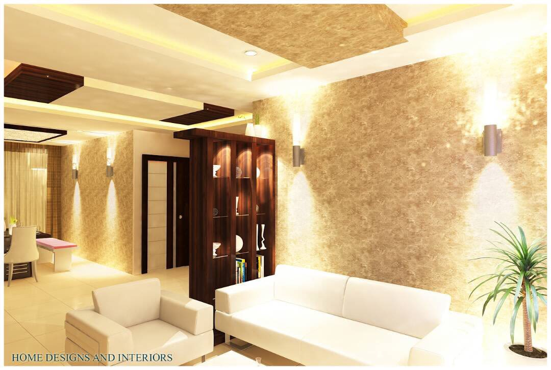 Gold blinded by lights. by Home Designs And Interiors Modern   Interior Design Photos & Ideas