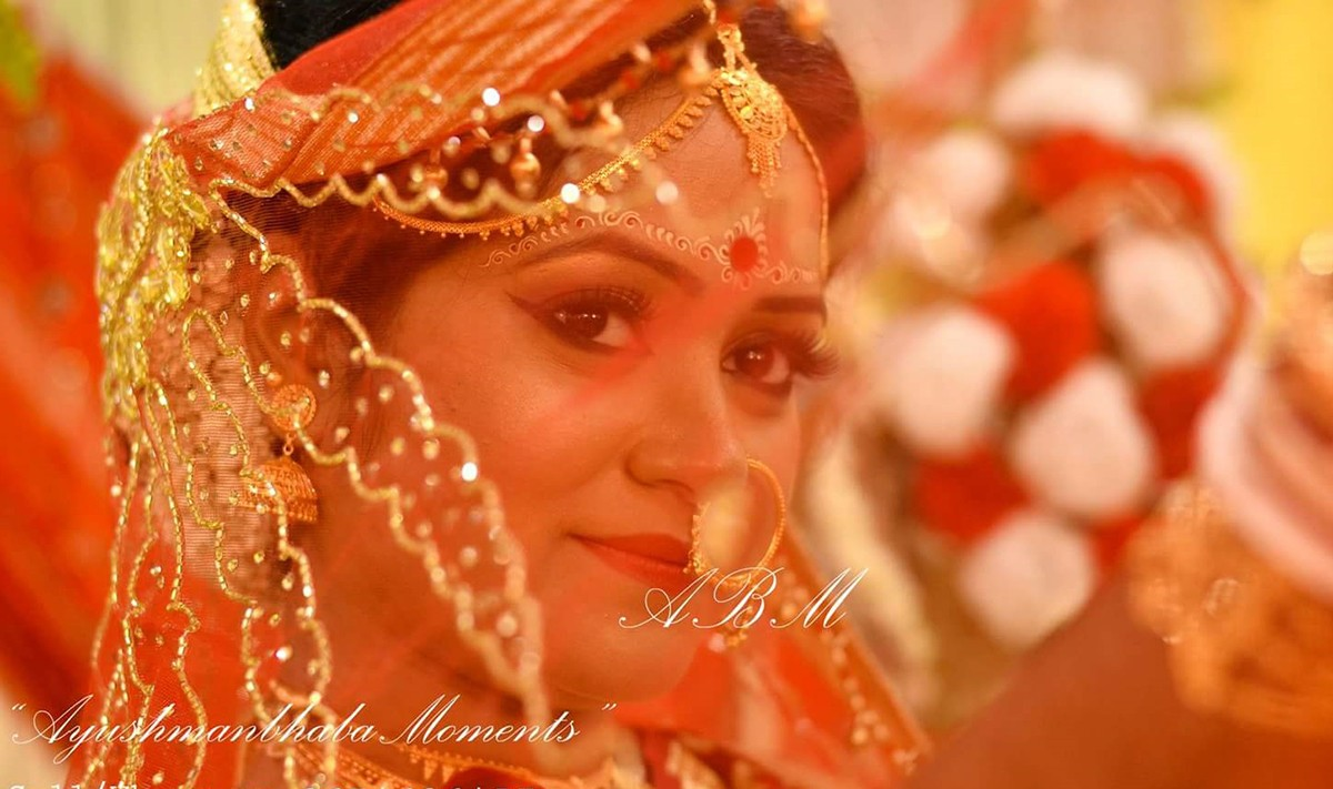 Bengali Bride by Ayushmanbhaba Moments Wedding-photography | Weddings Photos & Ideas