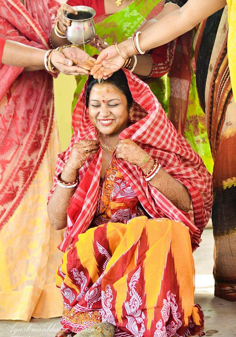 Bengali Traditions by Ayushmanbhaba Moments Wedding-photography | Weddings Photos & Ideas