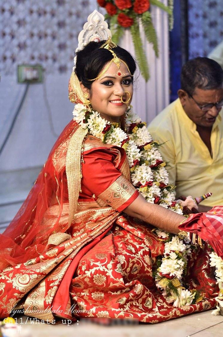 Bridal Gaze by Ayushmanbhaba Moments Wedding-photography   Weddings Photos & Ideas