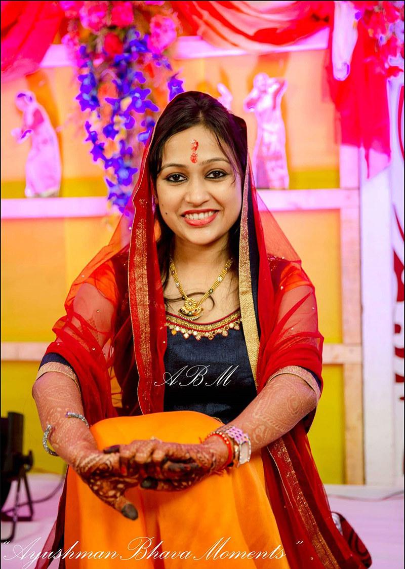Haldi Delight by Ayushmanbhaba Moments Wedding-photography | Weddings Photos & Ideas