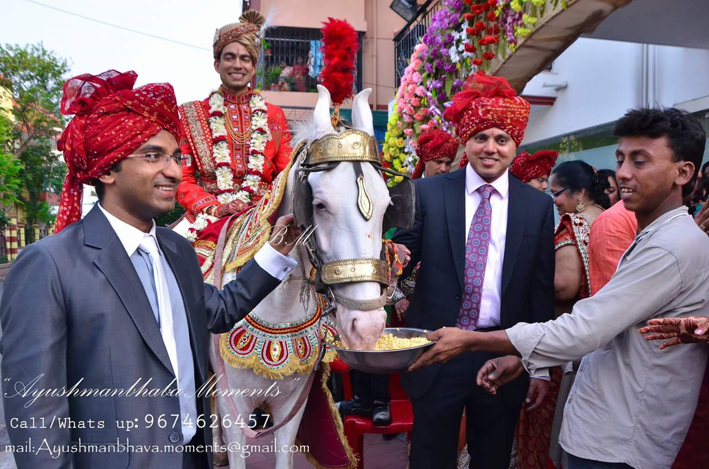 Barat Shot by Ayushmanbhaba Moments Wedding-photography | Weddings Photos & Ideas