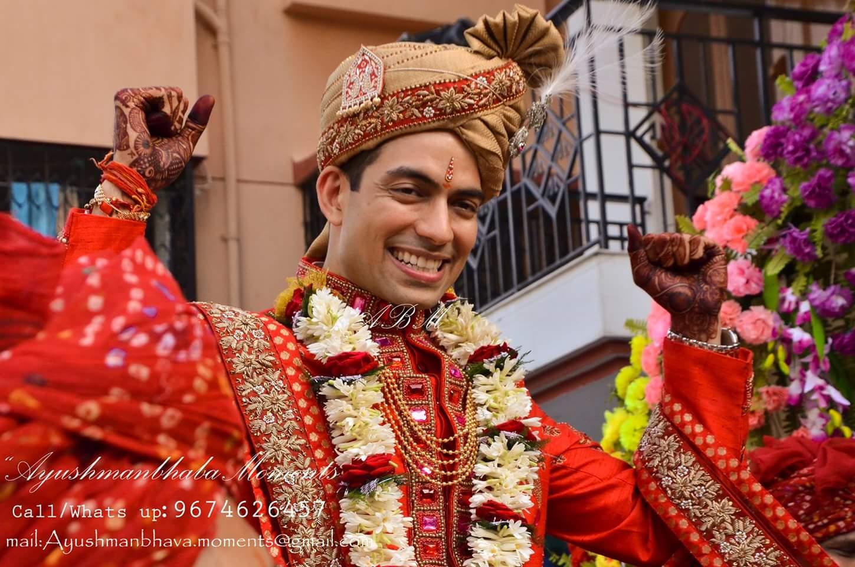 Barat Shot by Ayushmanbhaba Moments Wedding-photography Groom-wear-and-accessories | Weddings Photos & Ideas