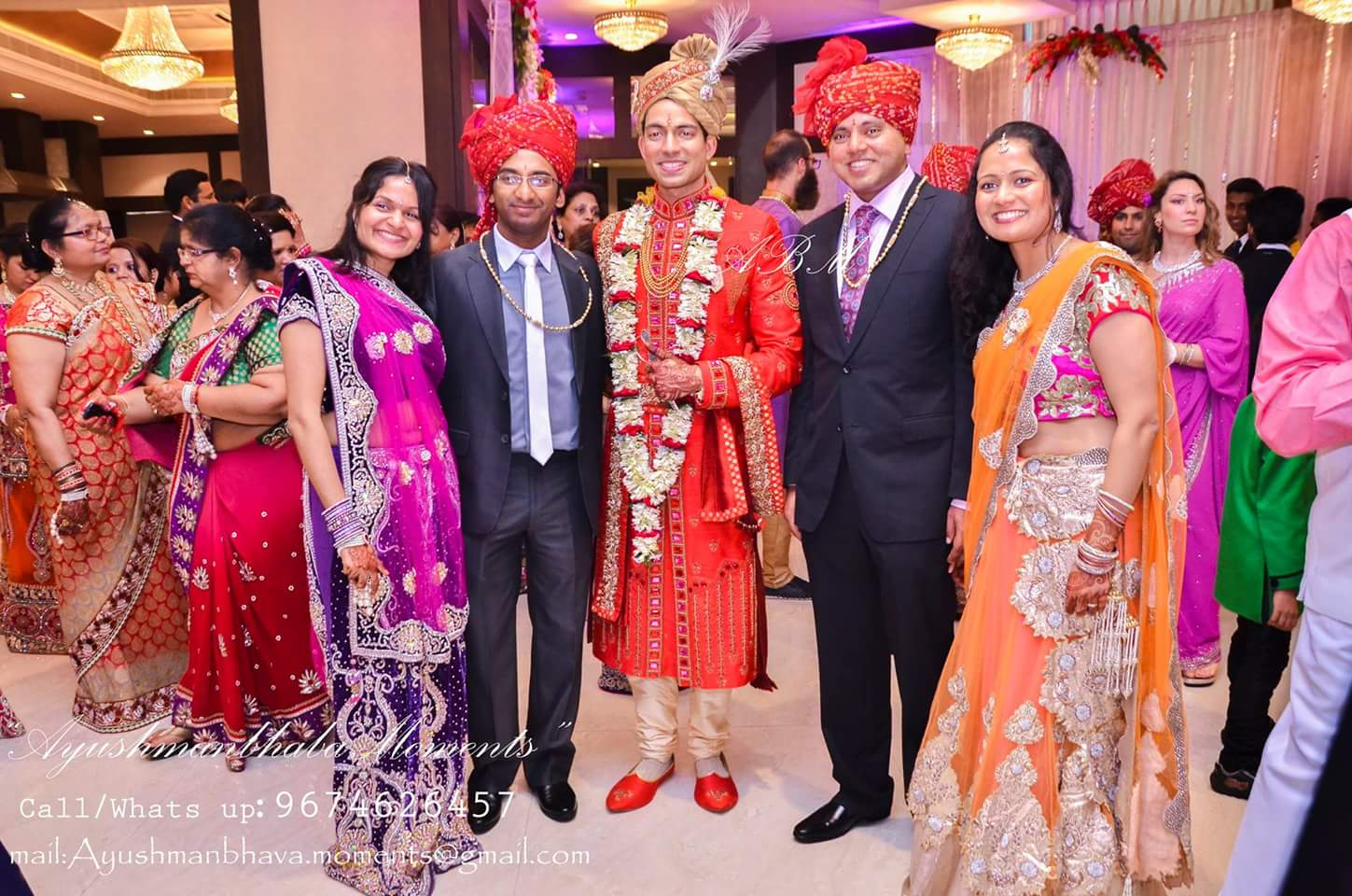 Family Together by Ayushmanbhaba Moments Wedding-photography | Weddings Photos & Ideas