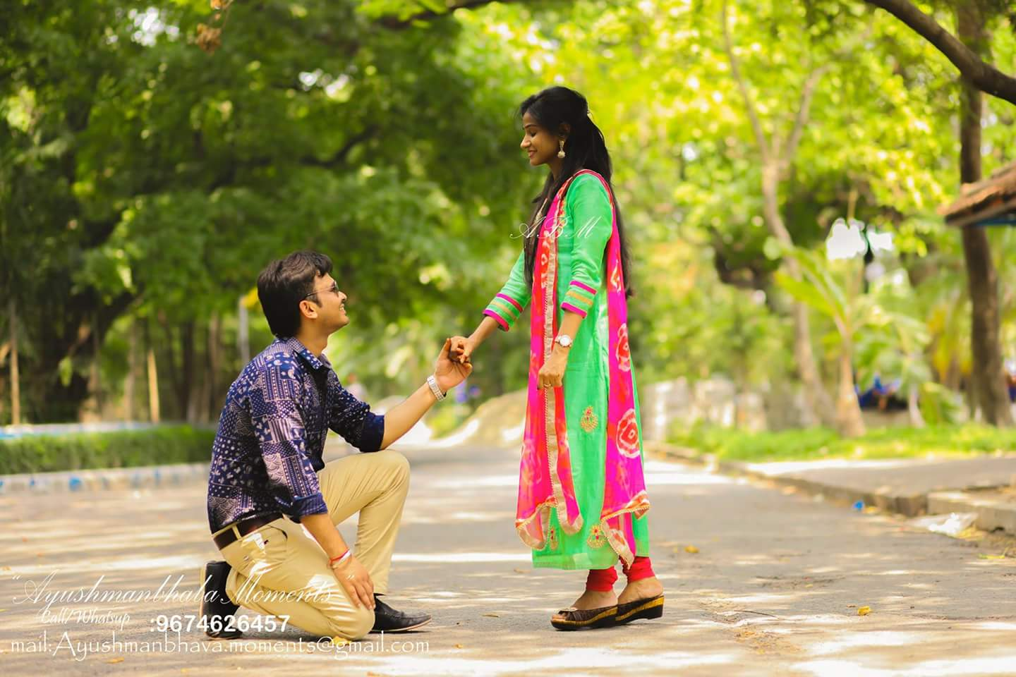 Pre-wedding Delight by Ayushmanbhaba Moments Wedding-photography | Weddings Photos & Ideas