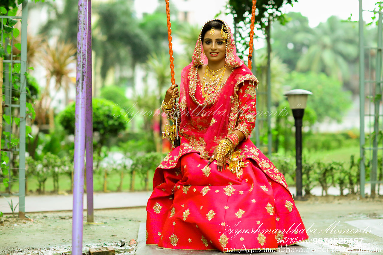 Bride In Magenta by Ayushmanbhaba Moments Wedding-photography | Weddings Photos & Ideas