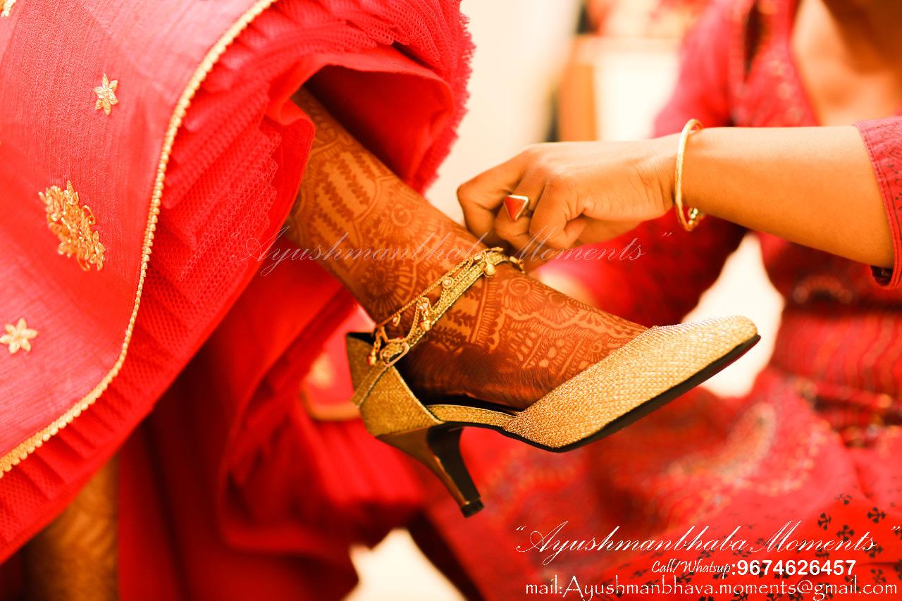 Shoe Shot by Ayushmanbhaba Moments Wedding-photography | Weddings Photos & Ideas