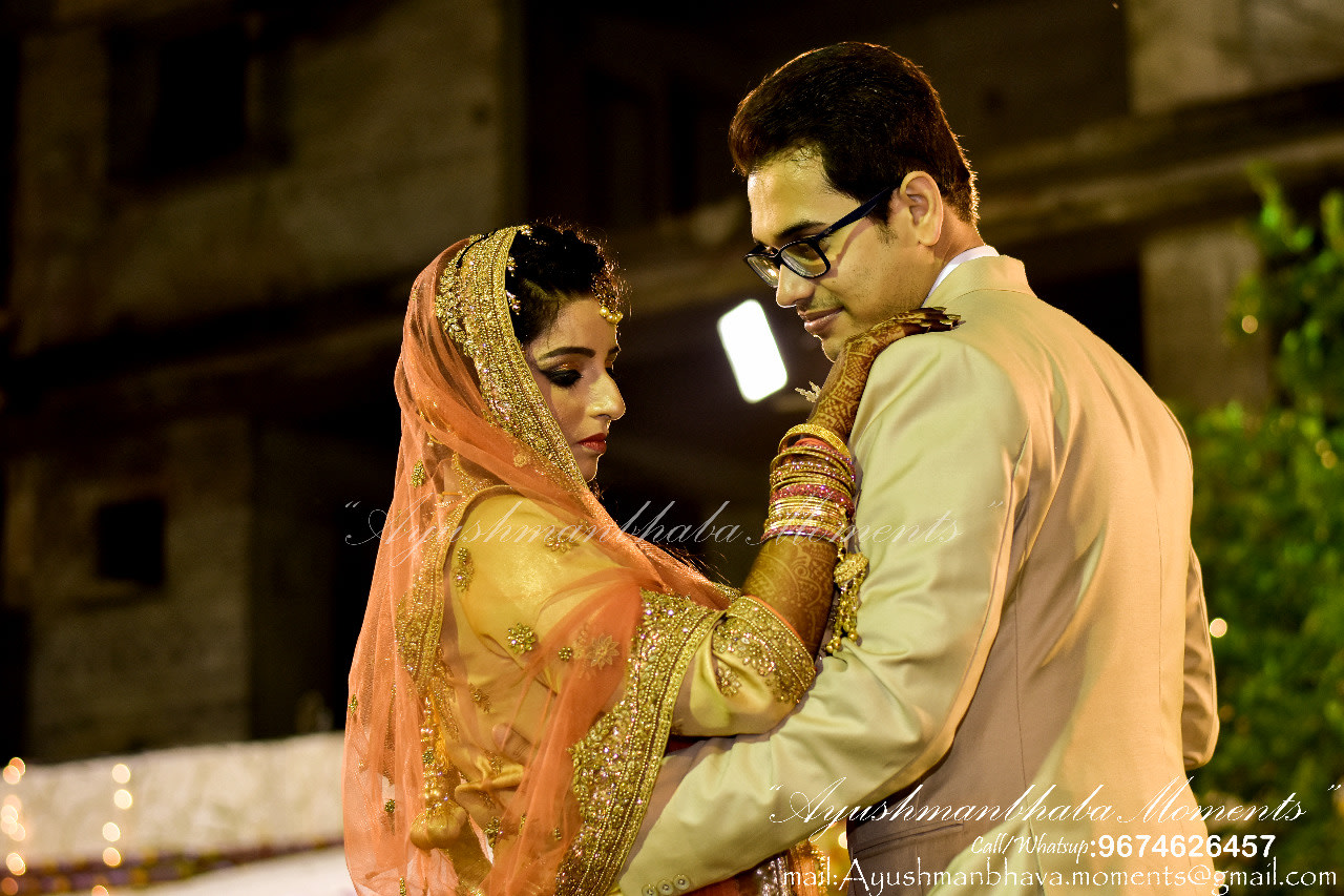 Romantic Hues by Ayushmanbhaba Moments Wedding-photography | Weddings Photos & Ideas