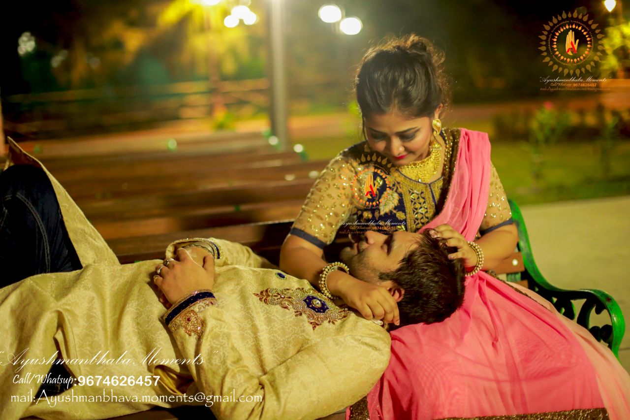 Romance Revealed by Ayushmanbhaba Moments Wedding-photography | Weddings Photos & Ideas