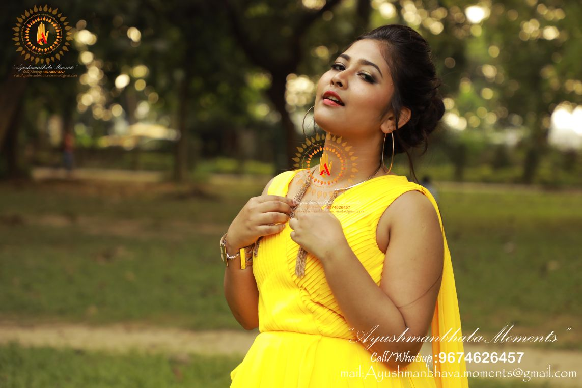Bride In Yellow by Ayushmanbhaba Moments Wedding-photography | Weddings Photos & Ideas
