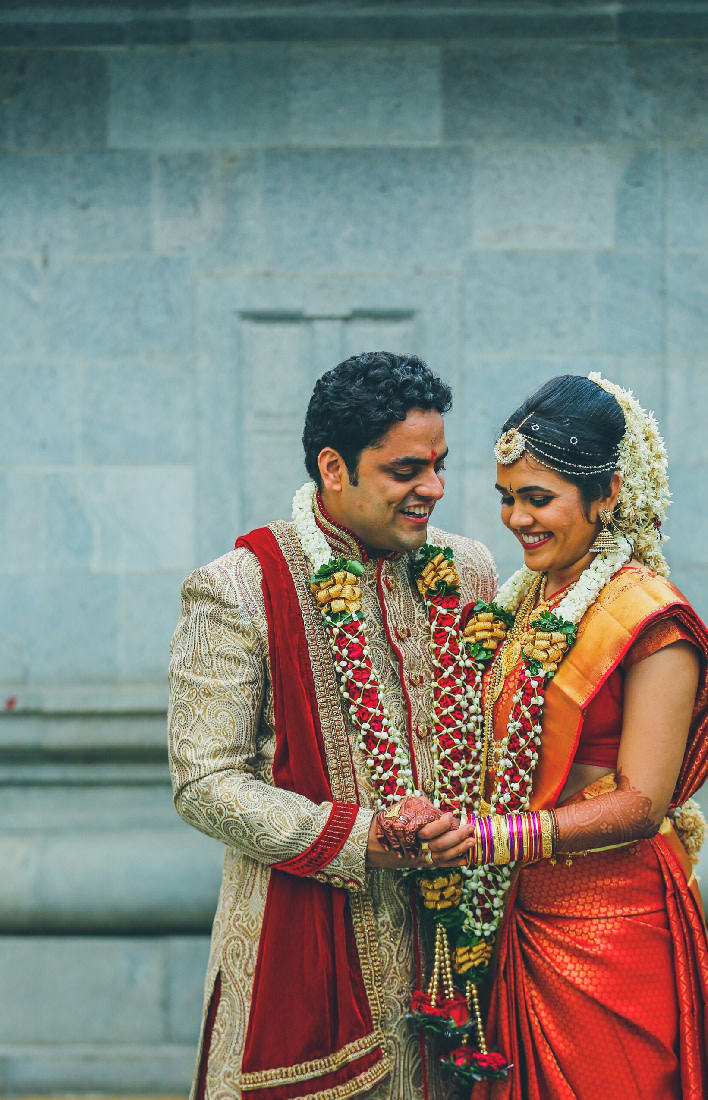 Bride and Groom by Samography Wedding-photography Bridal-jewellery-and-accessories | Weddings Photos & Ideas