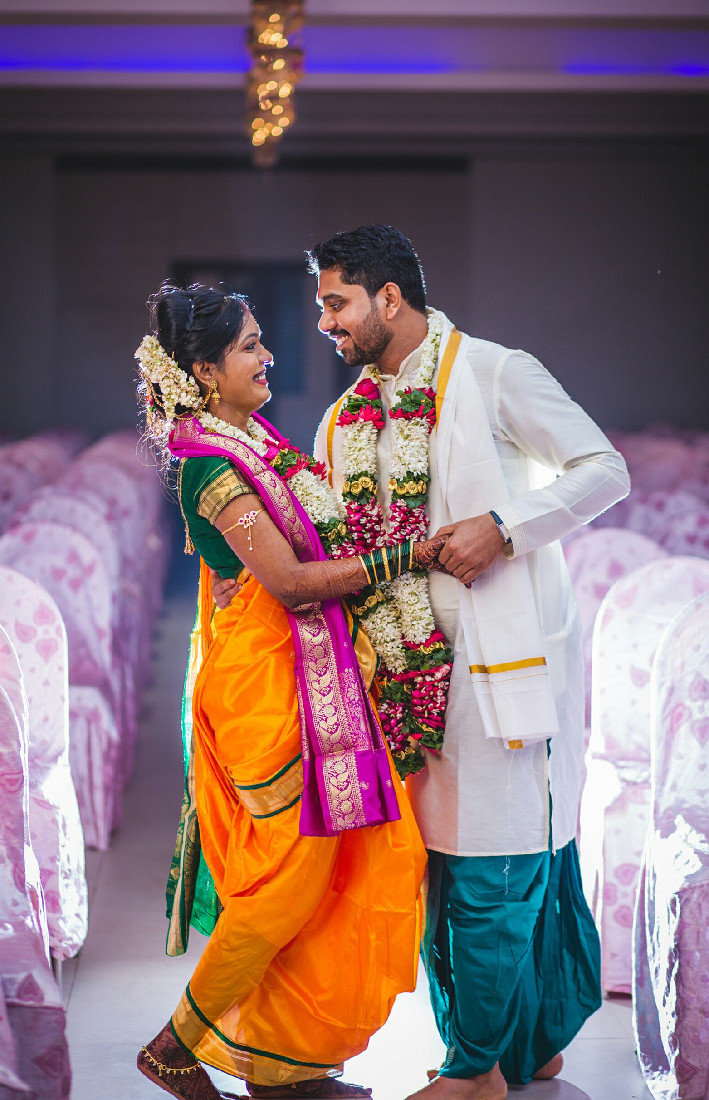 Wedding Portrait of the Couple by Samography Wedding-photography | Weddings Photos & Ideas