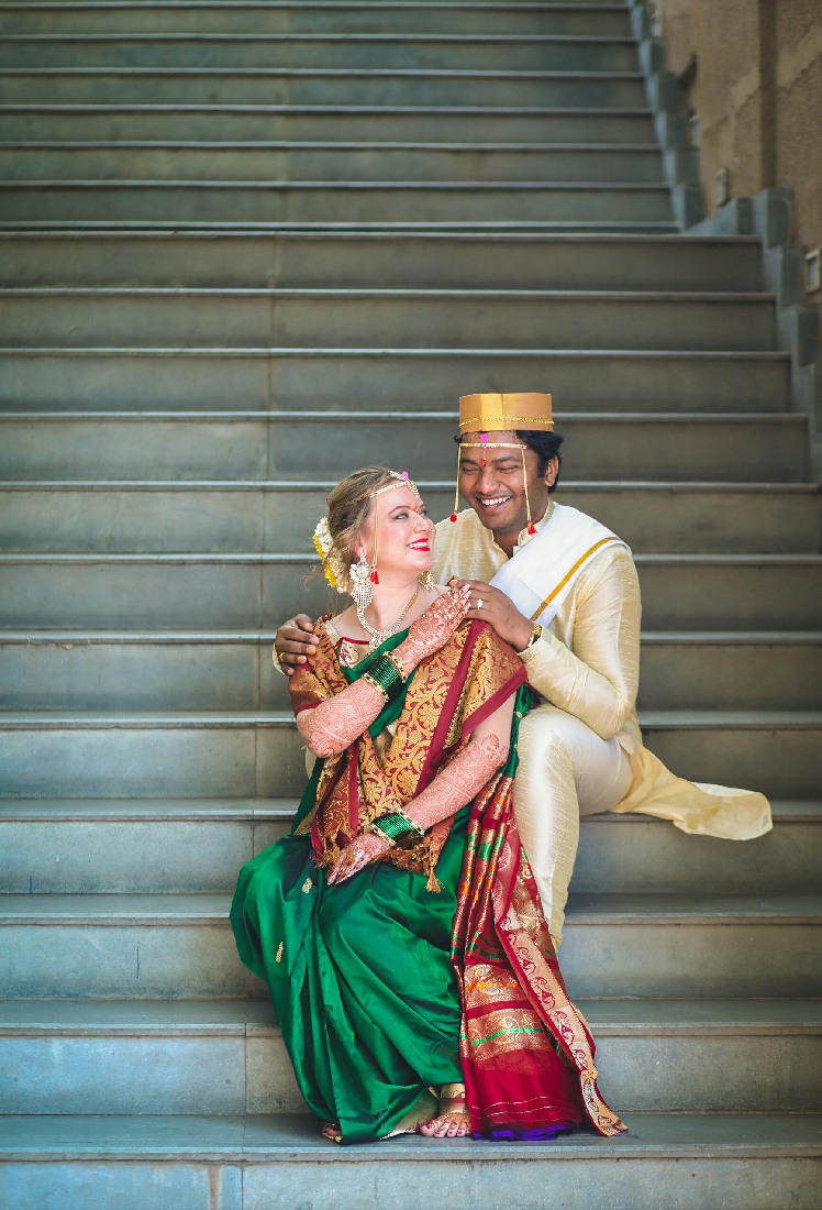 Stellar Couple Portrait by Samography Wedding-photography Wedding-dresses   Weddings Photos & Ideas