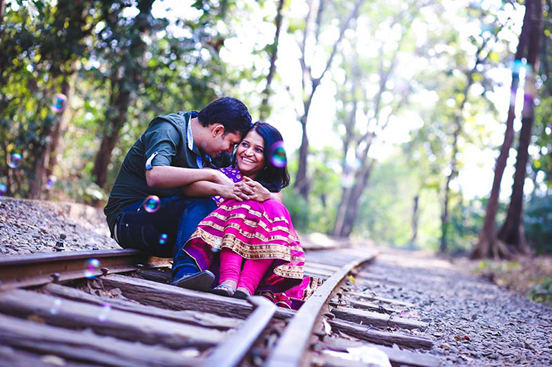 Amazing Pre Wedding Shoot by Samography Wedding-photography | Weddings Photos & Ideas