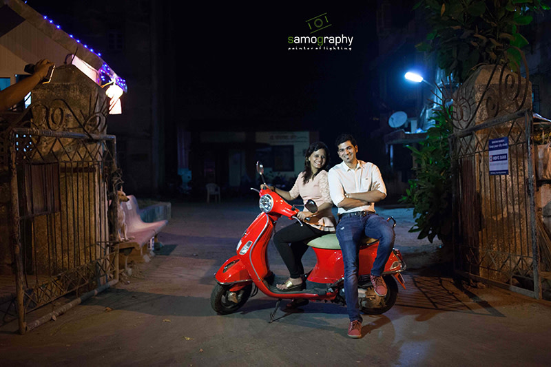Stunning Pre Wedding Shot by Samography Wedding-photography | Weddings Photos & Ideas