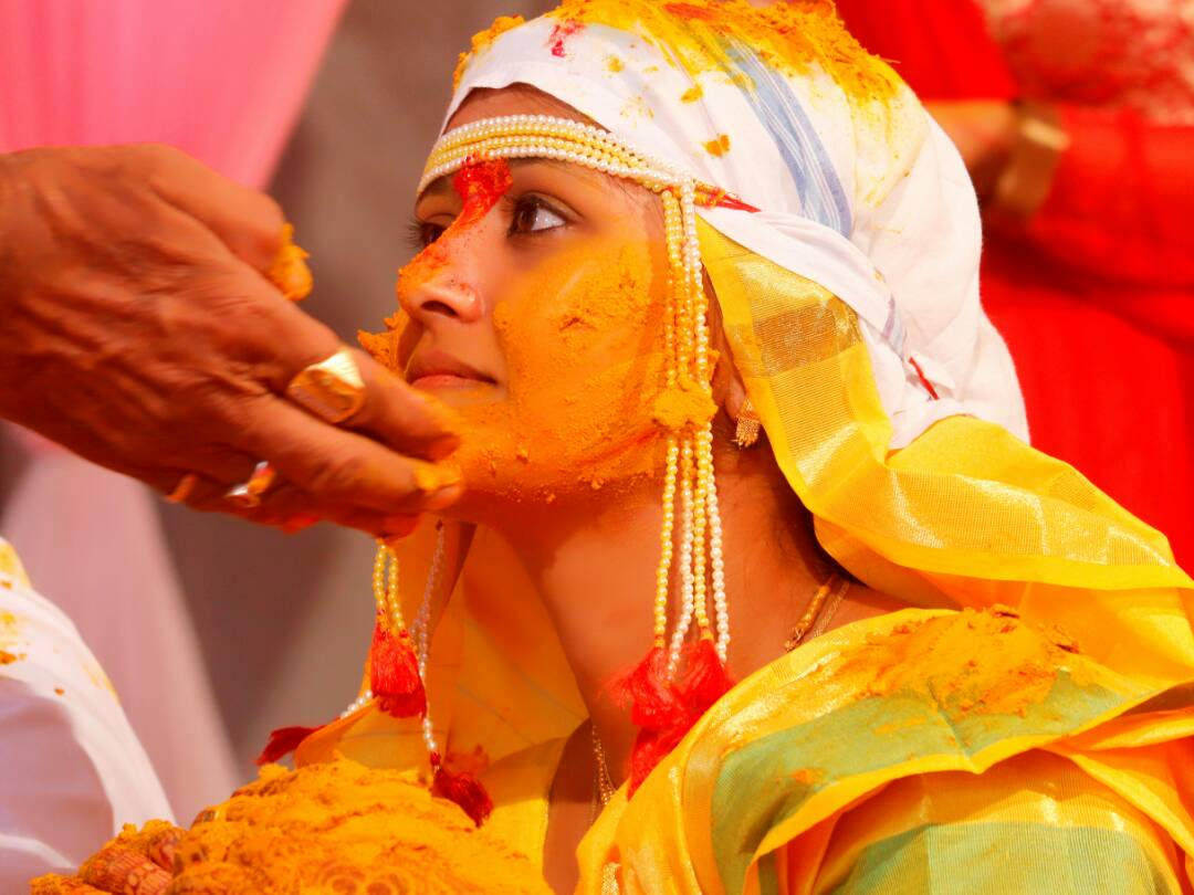 Haldi Ceremony by Shubham Yelgunde Photography Wedding-photography | Weddings Photos & Ideas