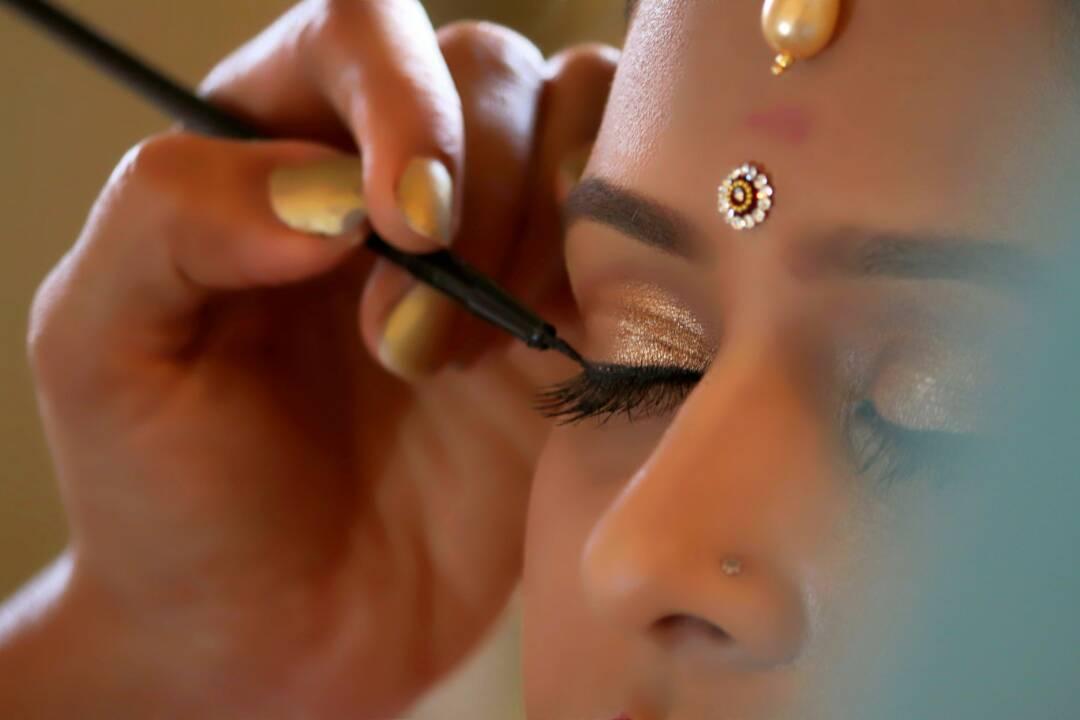 Bride Getting Ready by Shubham Yelgunde Photography Wedding-photography | Weddings Photos & Ideas